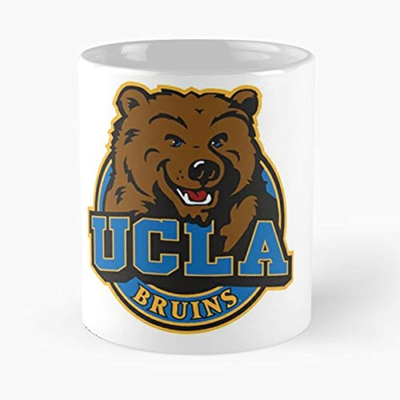 Ucla California Los Angeles Bruines - Coffee Mugs Unique Ceramic Novelty Cup Best Gift