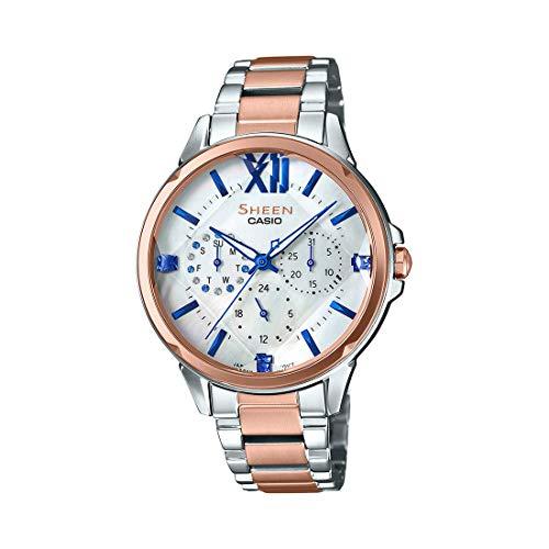 Casio SX230 Sheen Analog Watch  – For Women
