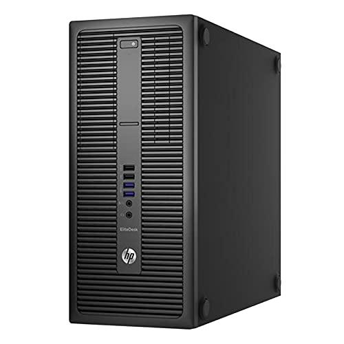 HP EliteDesk 800 G2 Intel G4400 RAM 32 GB SSD 240 GB Windows 10 WiFi (reacondicionado)