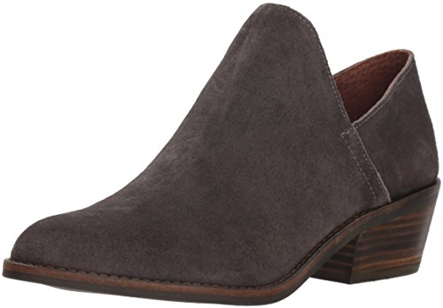 Lucky Brand Women's Fausst Ankle Boot, Periscope, 9.5 Medium US