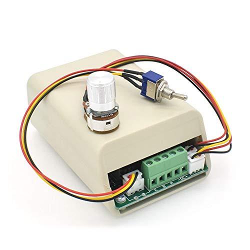 Controlador de velocidad del motor DC 5-36V 3-Phase Sensorless Motor sin escobillas Regulador de velocidad Práctica