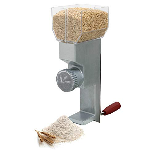 The 3 Best Grain Mill in 2020 - Top Picks & Reviews