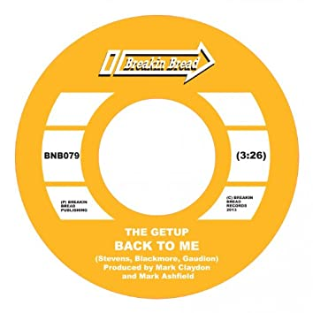 Back To Me/Bungles Twanger
