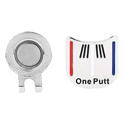 Alomejor Golfball-Marker Golf Hat