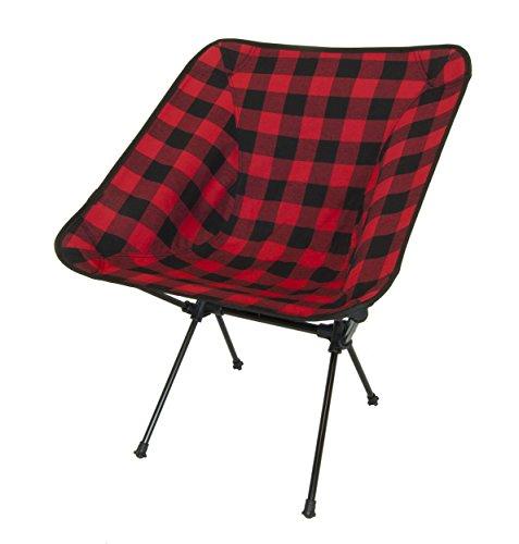 Travelchair C Joey, Buffalo Plaid Stuhl