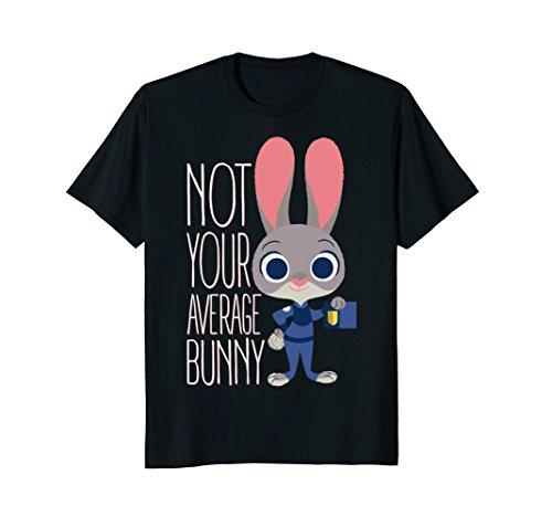 Disney Zootopia Judy Hopps Average Bunny Graphic T-Shirt