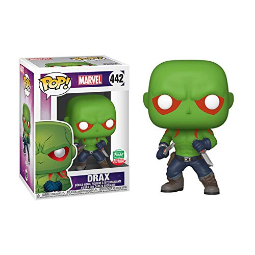 Funko Pop Drax Limited Edition. Guardians of The Galaxy