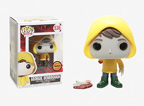 Funko Pop It Georgie with Boat Vinyl Figure Chase Variant