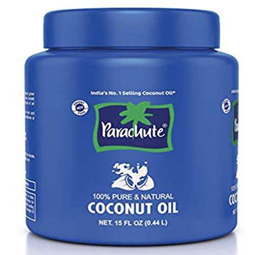 Parachute Pure Coconut Hair Oil- 500ml (Ship from India)