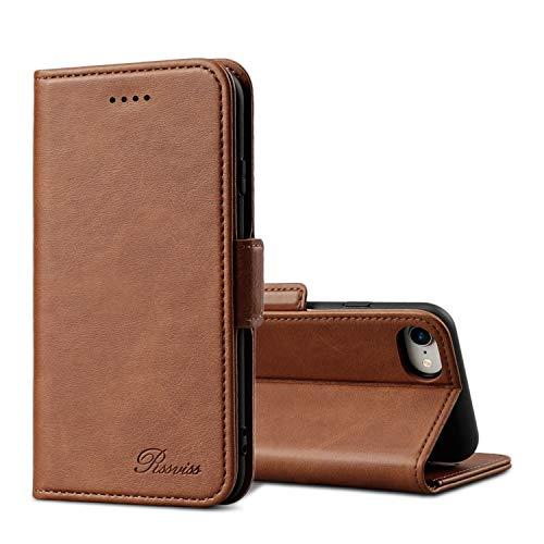 iphone se ケース 第2世代 iphone se 2020 ケース 手帳型 iphone 8 ケース 手帳型 iphone6手帳型ケース 5機種対応 サイドマグネット式 収納力 横置きスタンド アイフォン 7 ケース アイフォン6sケース手帳 iphone6 6s 7 8 se2020 4.7 inch対応 W1N コーヒー色