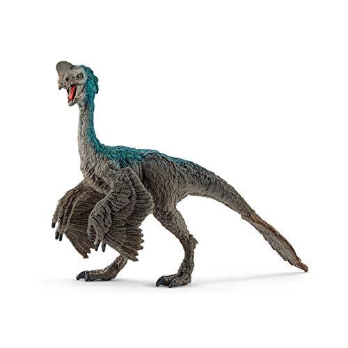 Schleich 15001 DINOSAURS Spielfigur - Oviraptor, Spielzeug ab 4 Jahren