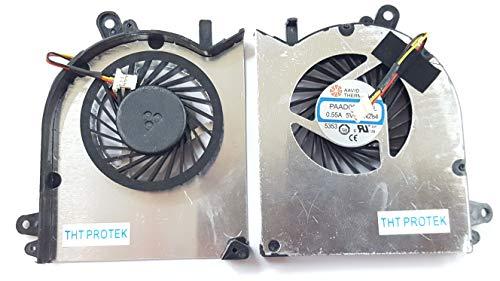 Lüfter Kühler Fan Cooler Rechts Kompatibel für MSI GS60 GS 60, PAAD06015L, N284, 5353, 5VDC