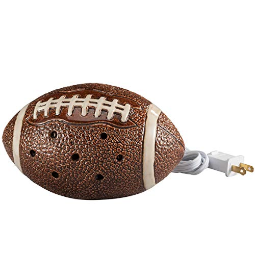 Football Sports Plug in Tabletop Night Light