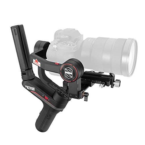 Zhiyun WEEBILL-S Official 3-Axis Gimbal Stabilizer for DSLR Cameras, Mirrorless Cameras with Lens...