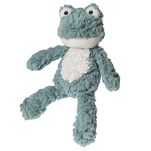 Mary Meyer Putty Nursery Stuffed Animal Soft Toy, 11-Inches, Frog (42760)