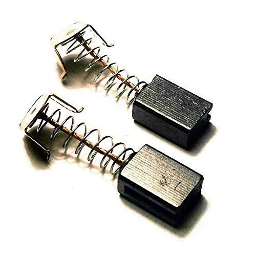 NO LOGO CCH-Spring 10 Par cepillos de Carbono 5x8x12mm for B & DG720 Amoladora Angular del Motor (Size : 10 Pair W5mm x H8mm X L12mm)
