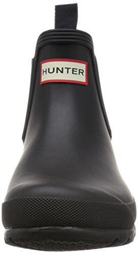 Hunter Original Chelsea Gummistiefel, Schwarz - 3