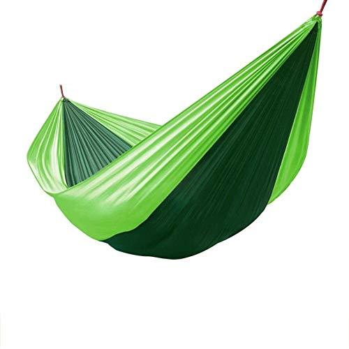 ZHPBHD Hammocks Ultra-Light Travel Camping Hammock 230 X 85 Cm Breathable Quick-drying Nylon For Outdoor Indoor Garden Multipurpose (Color : 1)