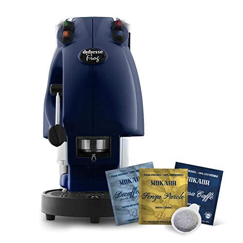 Nähmaschine Caffe A Didiesse Frog New Revolution 2Jahre Garantie Kaffeepads ESE 44mm Durchmesser.