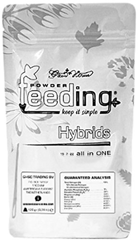 Powder Feeding HYDRIDS 125gr - Green House