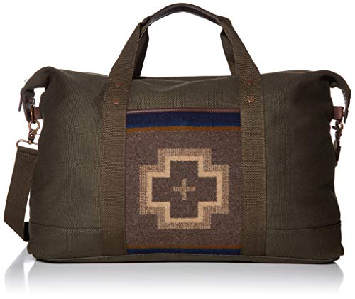 Pendleton Men's Weekender Duffle Bag, shelter Bay, ONE SIZE