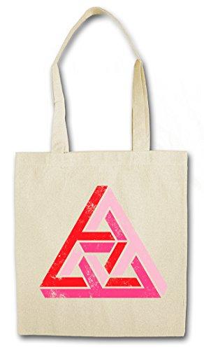 Urban Backwoods Penrose Logo Sign II Hipster Bag Beutel Stofftasche Einkaufstasche