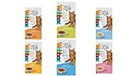 Webbox Lick-e-Lix Variety Pack Contains 6 Packets of Treats (One of each flavour)