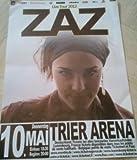 Zaz, 29 x 42 cm/Poster Poster