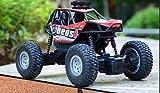 Carro De Controle Remoto 2.4G Beast Gran Racing Vermelho