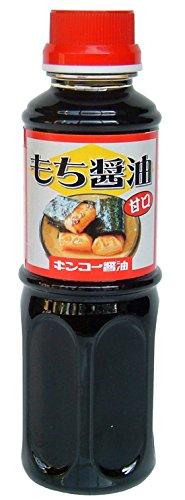 キンコー もち醤油 甘口 ペット280ml [1305]