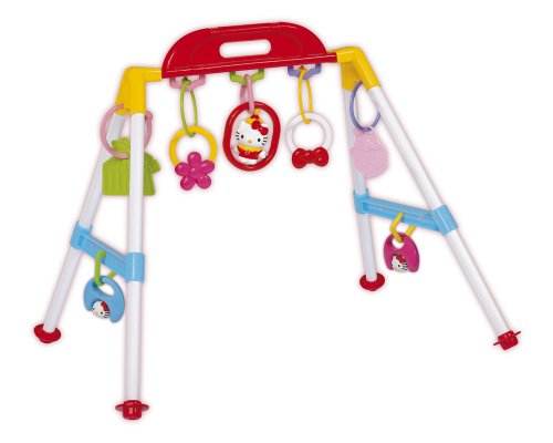 Simba - 104014870 - Hello Kitty - Gym de bébé - 64,5 x 52 x 49 cm