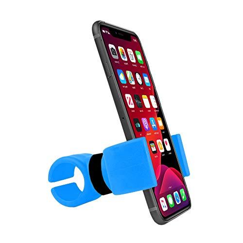 Soporte movil Mesa Compatible con iPhone 11 Escritorio (Azul ...