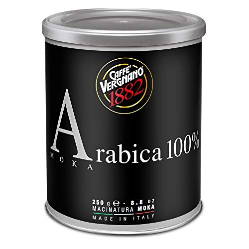 Caffe' Vergnano 1882 Caffè Arabica, 250g