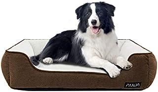 ANWA Washable Dog Bed Medium Dogs, Dog Bed Medium Size Dogs, Durable Pet Bed Medium Dogs