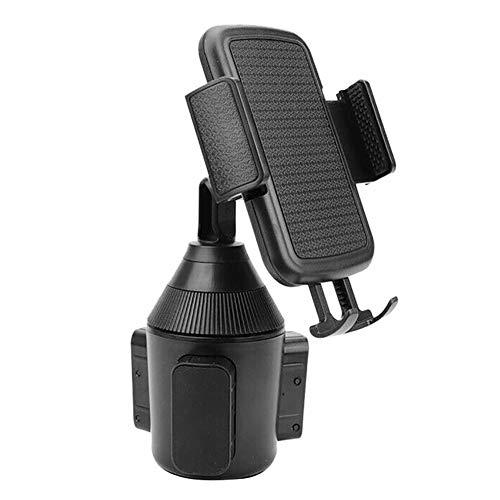 USNASLM Universal Car Cup Holder 360 grados giratorio coche GPS teléfono móvil soporte coche taza titular teléfono soporte soporte coche coche taza Holde