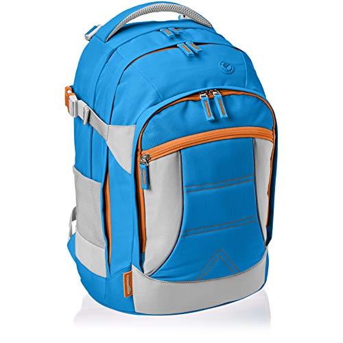 AmazonBasics - Ergonomischer Rucksack (Blau, 30 Liter)