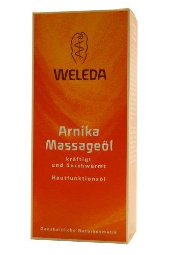 Weleda 9924 Arnika Massageoel, 200 ml