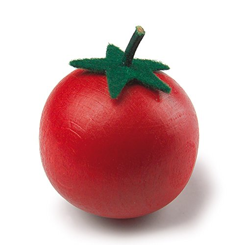 Erzi en bois Play Food – Pretend Play épicerie – Tomate