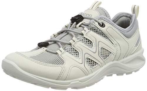 ECCO Damen Terracruise Lt Sneaker, Shadow White Concrete, 41 EU