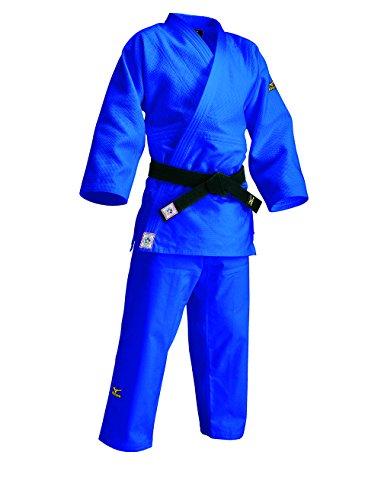 Mizuno Judogi yusho homologación IJF Azul, turquesa