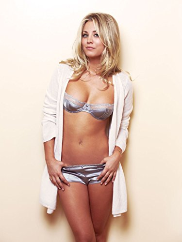 bribase shop Kaley Cuoco Movie Actress Star Poster 32 inch x 24 inch /...