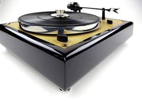 Thorens TD 166 MKII Plattenspieler Turntable gold edition (Restauriert & Modifiziert)