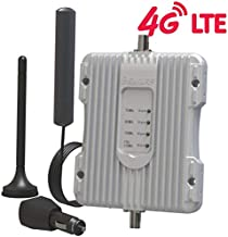 SolidRF-Car-Cell Phone -Booster- Verizon, AT&T, T-Mobile, Sprint Signal Booster for Truck Vehicle up to 32x
