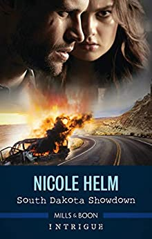 South Dakota Showdown (A Badlands Cops Novel) by [Nicole Helm]