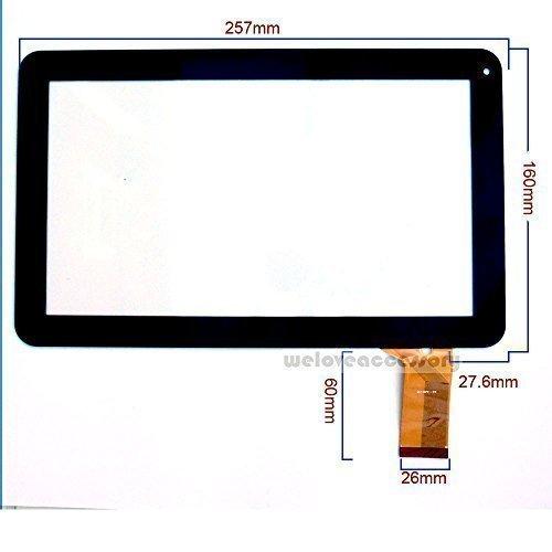 DYYSELLS 1050-CHANG-HEI-0022 vervangende Digitizer glas aanraakscherm voor 10,1 inch polaroid mid1018 tablet