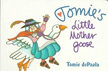 Paperback tomie's little mother goose Book