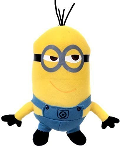 Despicable Me 2 Plush 7 Inch Figure Minion TIM [Two Eyes] by Unknown