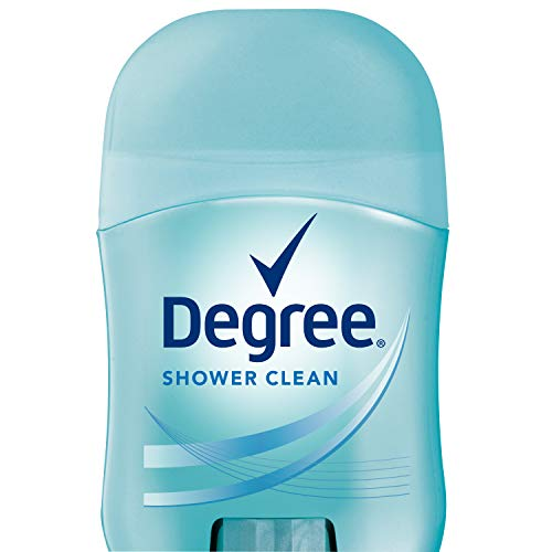 Degree Antiperspirant Deodorant 24 Hour Dry Protection Shower Clean Deodorant for Women 0.5 oz, 36 Count