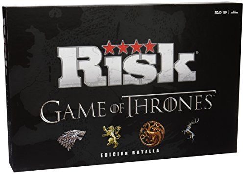 Eleven Force S.L. 81212 Spiel-Gesellschaft Risk Edition Game of Thrones (in Spanisch)
