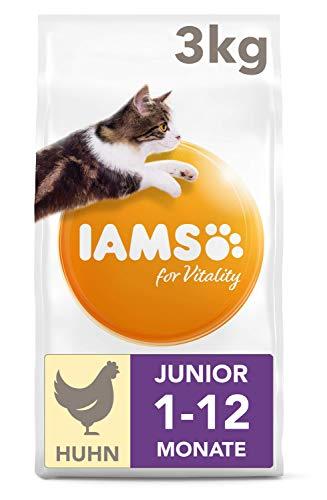 IAMS for Vitality Junior Katzenfutter trocken